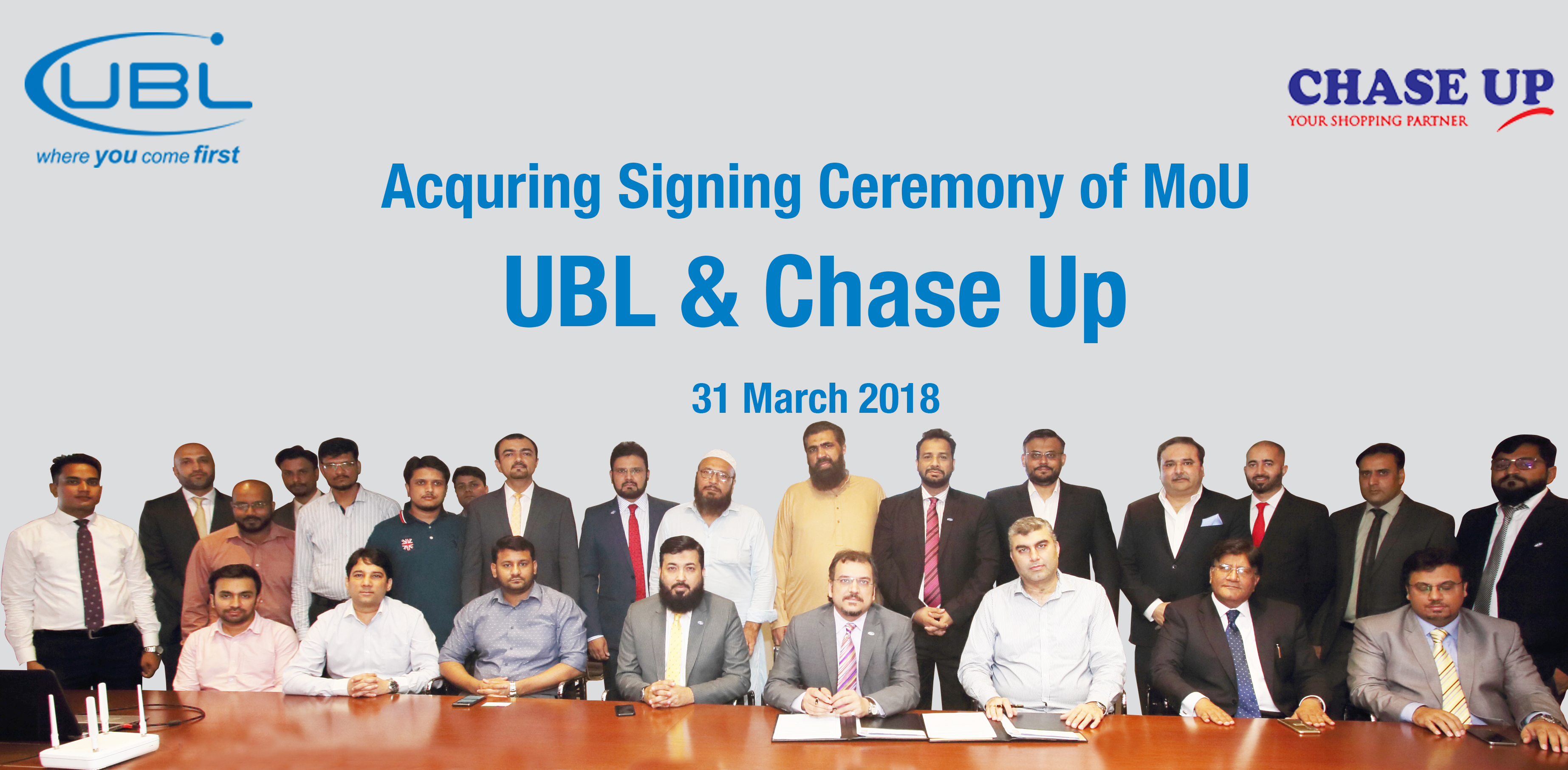 United Bank Limited > UBLTimesv25 > UBL Merchant Acquiring signs